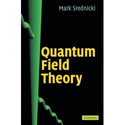Quantum Field Theory als Buch von Mark Srednicki