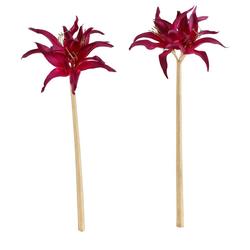Kunstblume Amaryllis, Höhe 52 cm