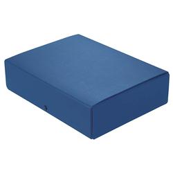 ELBA Dokumentenmappe 8cm blau