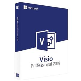 Microsoft Visio Professional 2019 ESD DE Win