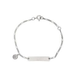 Firetti Armband Schutzengel, mit fester Gravur