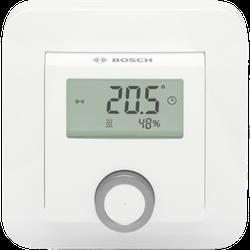 Bosch Raumthermostat Fußbodenheizung 24V Weiß