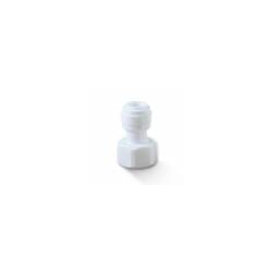 N.N. Wasseranschluss für 9mm Schlauch (IG 1/2