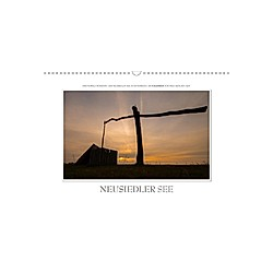 Neusiedler See / CH-Version (Wandkalender 2021 DIN A3 quer)