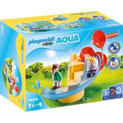 Playmobil® Spielfigur PLAYMOBIL® 70270 Wasserrutsche