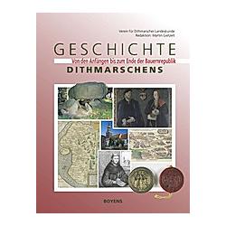 Geschichte Dithmarschens - Buch
