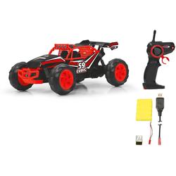 Jamara RC-Monstertruck Cubic Desert Buggy 2,4 GHz 1:14 rot/schwarz