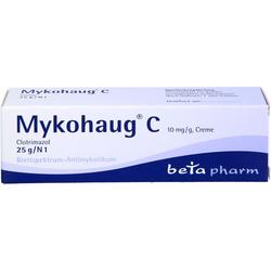 MYKOHAUG C Creme 25 g