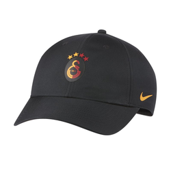 Galatasaray Heritage86 Cap - Schwarz, size: one size