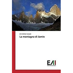 La montagna di Jamin. Ali Amkhani Samadi  - Buch