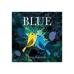 Blue. Britta Teckentrup  - Buch