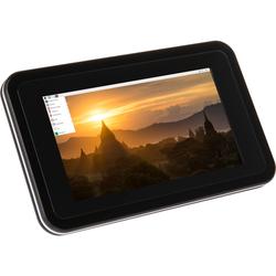 JOY-iT Raspberry Pi 4B Touch-PC, 4 GB, 17,8-cm-Touchdisplay (7