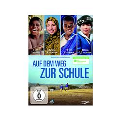 Auf dem Weg zur Schule DVD