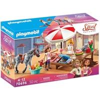 Playmobil Spirit Miradero Süßigkeitenstand 70696