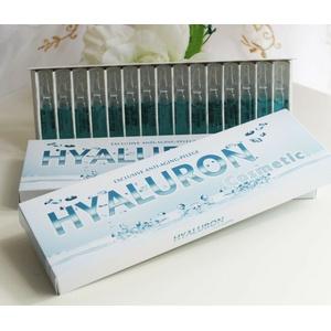 30x2ml Bio Vital Anti Falten Hyaluron Hyaluronsäure Konzentrat Ampullen