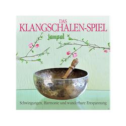 Jampal - Das Klangschalen Spiel (CD)
