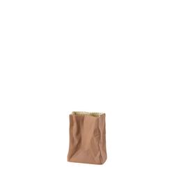 Rosenthal Tischvase Tütenvase Braun Vase 10 cm (1 Stück)
