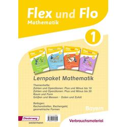 Flex und Flo Paket 1: Verbrauchsmaterial. Bayern