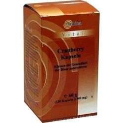 CRANBERRY 400 mg Kapseln 120 St