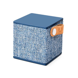 CUBE - Rockbox Bluetooth Lautsprecher - Blau - Portable