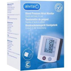 Alvita Blutdruckmessgerät Handgelenk