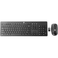 HP Slim Wireless Tastatur DE Set (T6L04AA#ABD)