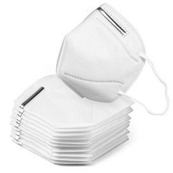 10x Atemschutzmaske KN95 Schutzmaske Mundschutz Feinstaubmaske