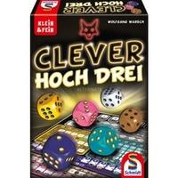 Schmidt Spiele Clever hoch Drei