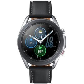 Samsung Galaxy Watch3 41 mm LTE mystic silver