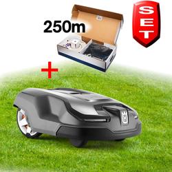 Automower 315X (Modell 2020) - incl. 250m Kabel (statt Dach)