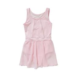 Bloch® Tüllkleid Kinder Ballettkleid rosa 92/110