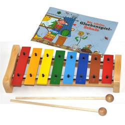 Voggy's Buntes Glockenspiel-Set