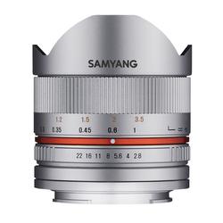 Samyang Fischaugenobjektiv - 8 mm