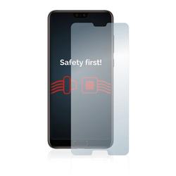 Savvies Schutzfolie Panzerglas für Huawei P20, Schutzglas Echtglas 9H matt