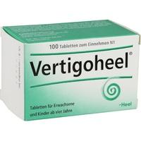 Heel Vertigoheel Tabletten 100 St.