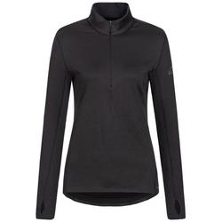 Damska koszula do biegania adidas Climaheat 1/2 Zip Tee AX8591 - L