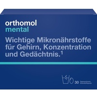 Orthomol Mental Granulat / Kapseln 30 St.