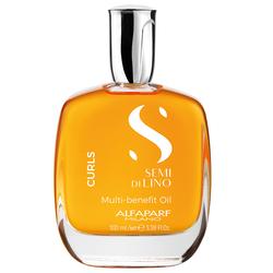 ALFAPARF MILANO Semi Di Lino Curls Multi-Benefit Oil 100 ml
