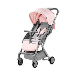 Kinderkraft Kinder-Buggy Buggy Stroller Pilot, rot rosa