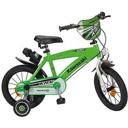 Fahrrad Kawasaki 14 Zoll grün