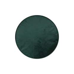 Magma Poufkissen Audrey in grün, 45 x 10 cm