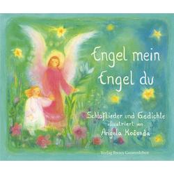 Engel mein Engel du als Buch von