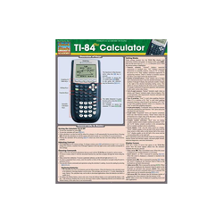 Ti 84 Plus Calculator - by Ken Yablonsky (Poster)