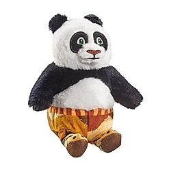 Kung Fu Panda, Po, Panda, 18 cm