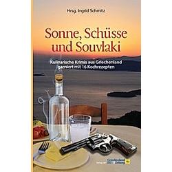 Sonne  Schüsse und Souvlaki - Buch