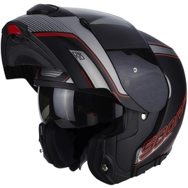 Scorpion Exo-3000 Air Stroll schwarz/rot