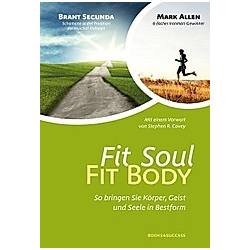 Fit Soul - Fit Body. Mark Allen  Brant Secunda  - Buch