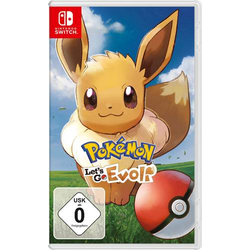 Nintendo Pokémon: Let´s Go, Evoli! Switch USK: 0