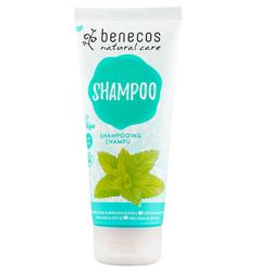 Benecos Natural Shampoo Zitronenmelisse & Brennnessel 200 ml