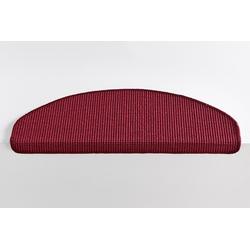 Stufenmatten einzeln oder im 15er Set rot ca. 4/66/24 cm
